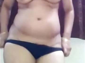 sexy indian wife stripping nude n fingering