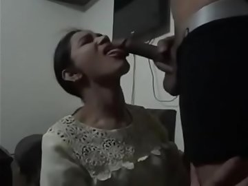 Indian Girlfriend crying after hard core sex with her uncle